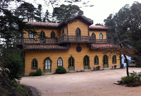 Restoration of the Chalet of Countess D'Edla in Sintra