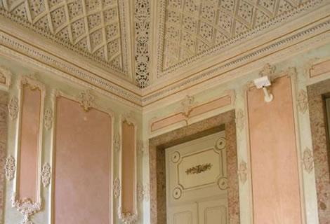 Restoration of the Noble Rooms of Palácio da Condessa do Rio (Lisbon)