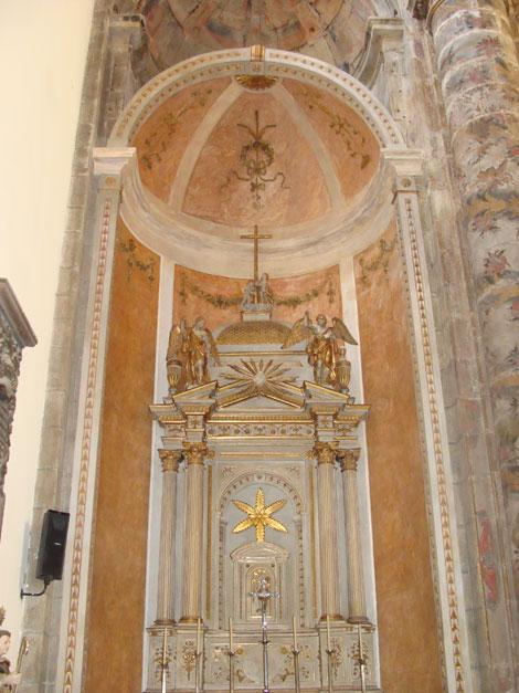 Restauro da Capela do Santíssimo