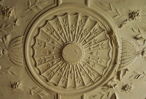 Restoration of the historical interiors of Quinta do Monte (Foz Velha - Porto)