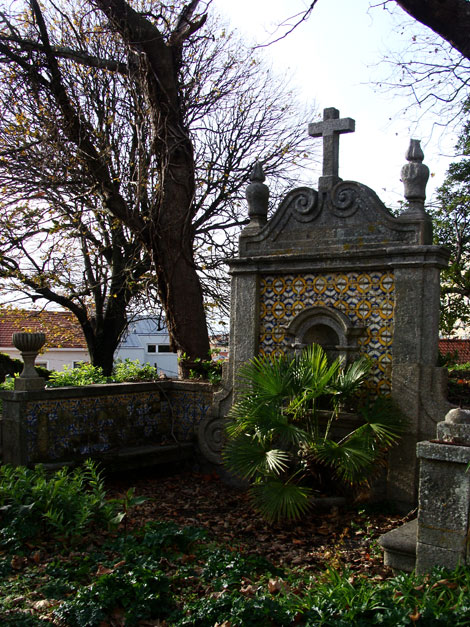 Restoration of the historical interiors of Quinta do Monte