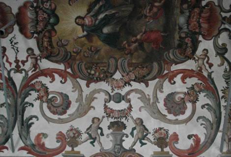 Igreja da Misericódia de Viana do Castelo: Conservation and restoration of the mural painting