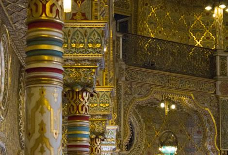 Arab Room Restoration (Palácio da Bolsa – Oporto)